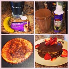 Advocare Meal Replacement Shake Pancakes-Can use pumpkin also or vanilla with added fruits or berry meal replacements.