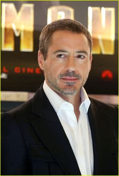 Robert Downey Jr...looking good