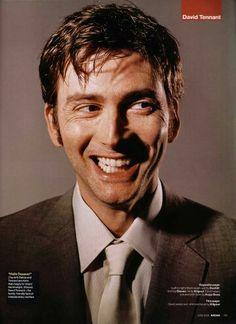 #David #Tennant 2007