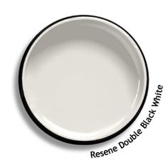 Resene Double Black White