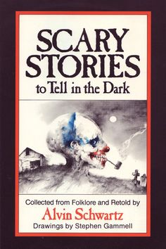 Classic Campfire Ghost Stories | Moomah the Magazine... I remember this from when I was younger. Always scared me. Lol