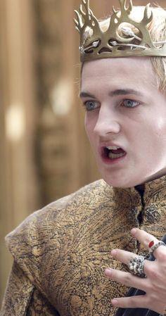 Jack Gleeson Joffrey Baratheon Game of Thrones