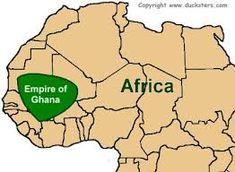 ghana empire - Google Search