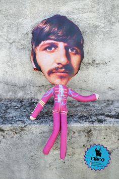 Ringo Stars by Circo diseños! #SgtPepper