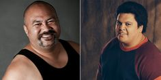 Check out B&M's Patrick Tafa (playing teenage Falani in SPP's upcoming series Westside) next to his Outrageous Fortune counterpart Dave Fane. - Entertainment - NZ Herald News