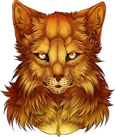 [Warrior Cats] Lionblaze