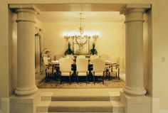 chrome dining room chairs fine furniture dining room sets dining room table settings #DiningRoom