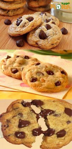 Cookie Americano Perfeito #CookieAmericanoPerfeito #CookieAmericano #Receitatodahora