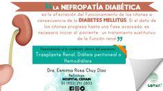 Problemas renales por diabetes