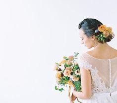2015 Wedding Trends   illusion backs & necklines Flower Crown Wedding, Floral Wedding, Rustic Wedding, Wedding Flowers, Wedding Invitation Cards, Wedding Stationery, Wedding Cards, 2015 Wedding Trends, Wedding 2015