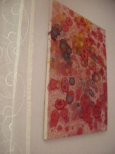 dipingere con le bolle di sapone