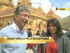 16-million-pound temple opens in London
