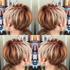 33 Stunning Hairstyles for Short Hair 2017   The Best Short Hairstyles for Women... - ST Haircuts