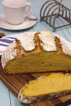 Cookbook Recipes, Bread Recipes, Cake Recipes, Food Cakes, Instant Yeast, Portuguese Recipes, Sourdough Bread, Cooking Time, Bakery