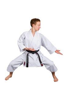 KarateGi KAITEN Monarch Kata