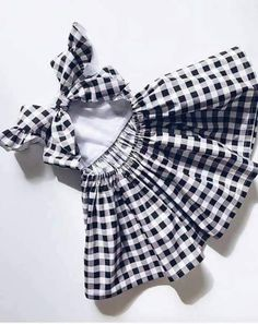 Trendy sewing clothes kids children little girls 23 ideas Fashion Kids, Baby Girl Fashion, Toddler Fashion, Toddler Dress, Toddler Girl, Baby Outfits, Kids Outfits, Baby Dress Patterns, Cute Baby Clothes