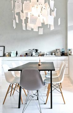 Eames Plastic Side Chair DSR & DSW design by Charles & Ray Eames | Vitra | Disponibles en Manuel Lucas Muebles, Elche