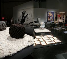 """images from """"talking textiles"""" -spazio gianfranco ferré (amazing web 'exhibit' curated by lidewij edelkoort)"""