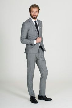 The Prince of Wales Check Suit - Barkers