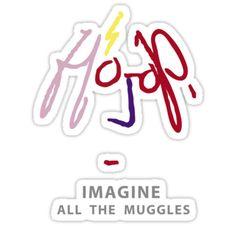 Imagine all the Muggles by SevenHundred