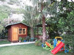 Aygun Pension Cirali This family-run pension is surrounded by a colourful garden in the centre of Çıralı, 300 metres from the Gulf of Antalya. The hotel grows its own vegetables and serves traditional Turkish soups and grills.