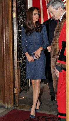 Duchess of Cambridge: Visits Goldsmith