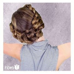 Hooray for making it past #humpday. If you can't be bothered washing your hair just put it up until Friday!  this #ropetwist #style should do the #trick !!!  Two more days until the #weekend !  #hair #hairbymel #updo #blondehair #girlhair #prettystyle #hairdo #instadaily #weekendhair #dirtyhairdo #braider #braids