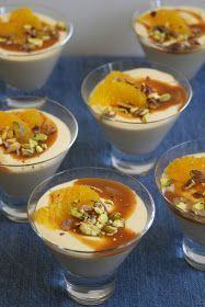 Nopea jälkiruoka valmistuu mascarponesta, appelsiinista, kermasta sekä kinuskikastikkeesta (tai kondensoidusta maidosta). Tämän helpo...