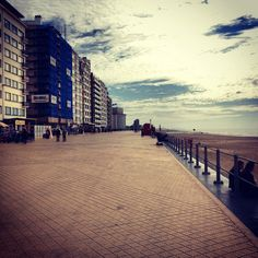 #Oostende #Beach #Belgium