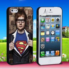 Ed Sheeran superman iPhone 4 5 6 6 Plus Case