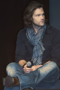 Jared Padalecki. Just, yes