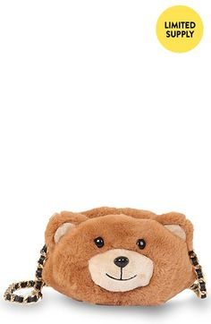 Moschino Teddy Bear Crossbody Bag available at #Nordstrom
