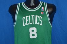 90s Boston Celtics Antoine Walker Jersey t-shirt Youth Large 22ea8d66f