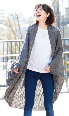 Crochet Cardigan, Knit Crochet, Crochet Clothes, Knitwear, Knitting Patterns, Vest, Mens Fashion, Sewing, Sweaters