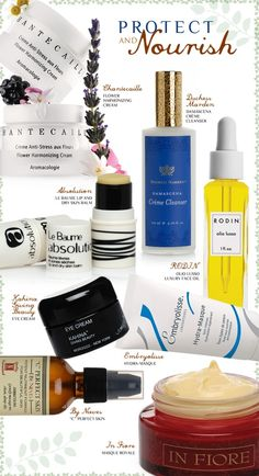 Lovely Skincare Products beauty