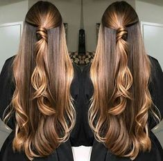 10 hair color ideas for Fall hair color ideas to copy this fall, they are super cute and you will look gorgeous with a new look. Choosing a new hair color for fall is Beautiful Long Hair, Gorgeous Hair, Unique Hairstyles, Pretty Hairstyles, Brown Hairstyles, Brown Blonde Hair, Brown Hair Colors, Fall Hair, Balayage Hair
