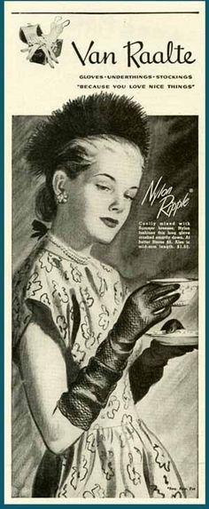 Van Raalte Gloves