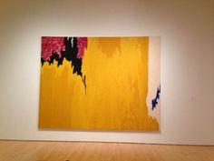 Clifford Still | DaT & SFMOMA Clyfford Still, Figurative Art, Abstract Expressionism, Be Still, Art Lessons, Art History, Illustration Art, Display, Quilts