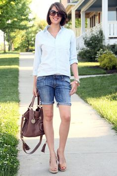 casual chic from What I Wore