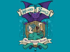 Support some really cool artists on kickstarter! Wizard School is a cooperative card game for 2-5 players, where you, the wizards, fight monsters, take tests, and hopefully graduate from Wizard School.