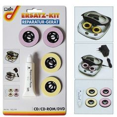 Consumable-Pack-for-CD-ROM-CD-DVD-Disc-Cleaner-Scratch-Repair-Machines