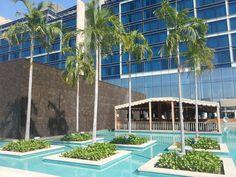 Hotel Fairmont Bab Al Bahr in Abu Dhabi