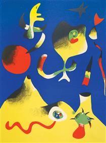 The Air 1937 Joan Miró                                                                                                                                                     More
