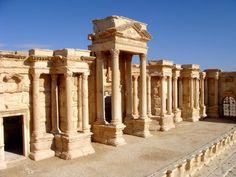 Τον αρχαιολογικό χώρο της Παλμύρας κατέλαβαν οι τζιχαντιστές