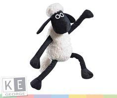 Shaun the sheep cartoon Solf Plush Toys Stuffed Cotton Animal doll for Children Sheep Cartoon, Timmy Time, Shaun The Sheep, Homemade Crafts, Plush Animals, Stop Motion, My Baby Girl, Creations, Dolls