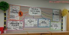 Love her centers & bulletin boards!