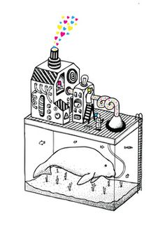 Primary Dugong by Heiko Windisch