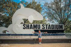 Parques de Orlando Shamu Stadium