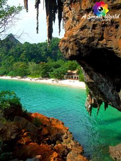 Photo Share Of The Day  'RAILEY BEACH' - KRABI PROVINCE, THAILAND Available as a Stretched Canvas or Framed & Mounted Print. See it here:http://www.asmallworldphotography.co.uk/collections/places/products/railey-beach-krabi-province-thailand