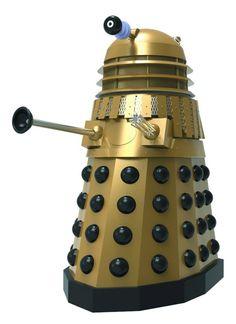 Dalek, Google Images, Decoding, Gold
